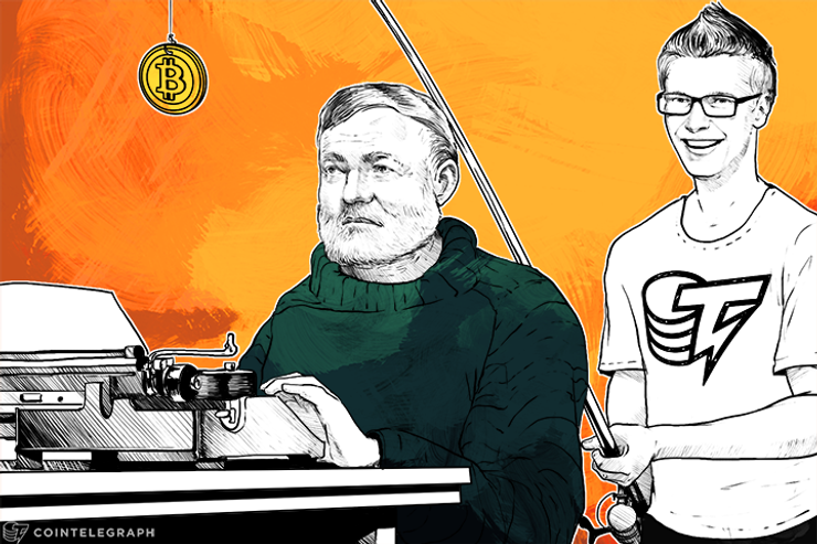 Fancy Winning 5BTC per Month? You Can As a Cointelegraph SuperWriter!