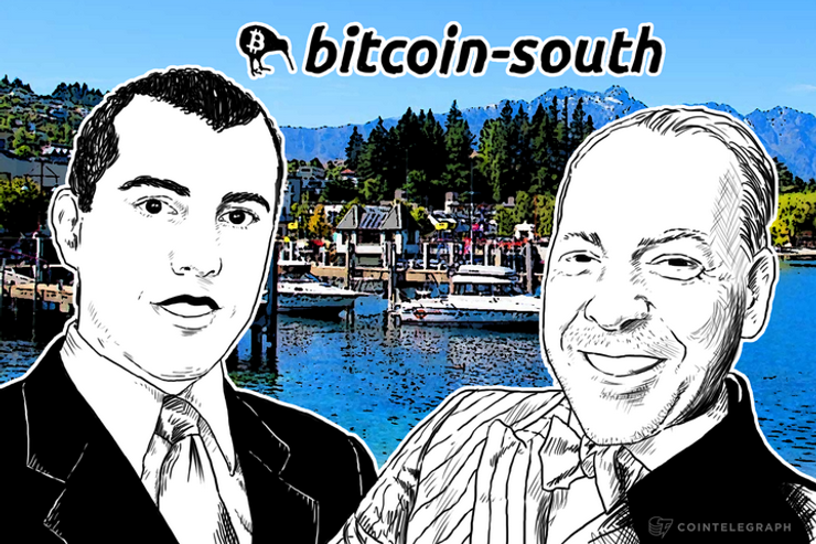Andreas Antonopoulos and Jeffrey Tucker Speak at Bitcoin South