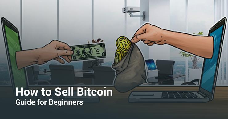 bitcoin hard to sell