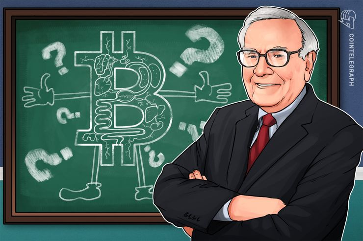 Warren Buffett: Bitcoin Is a Delusion That Attracts Charlatans