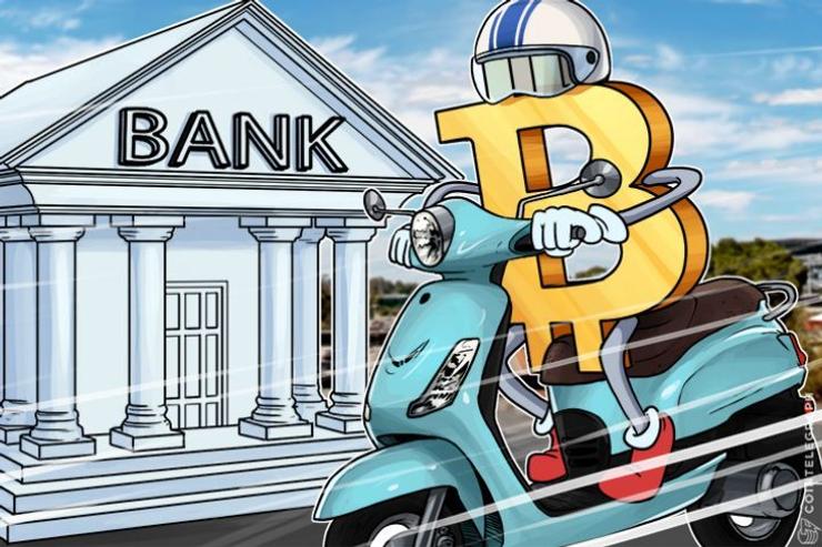 El oficial digital de Credit Suisse se retira para comenzar una plataforma de inversión Blockchain