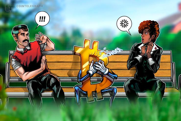 Las correlaciones de Bitcoin con los activos financieros mundiales se disparan en medio de la crisis del coronavirus 28
