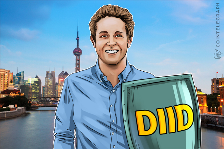 Ganadores del Hackathon Blockchain Firman Contrado de I&D en China