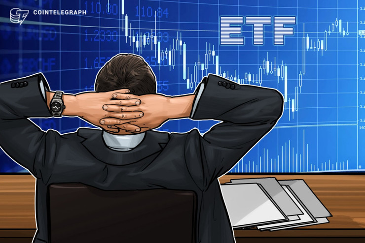 トロント証券取引所に新たなブロックチェーンETFが上場