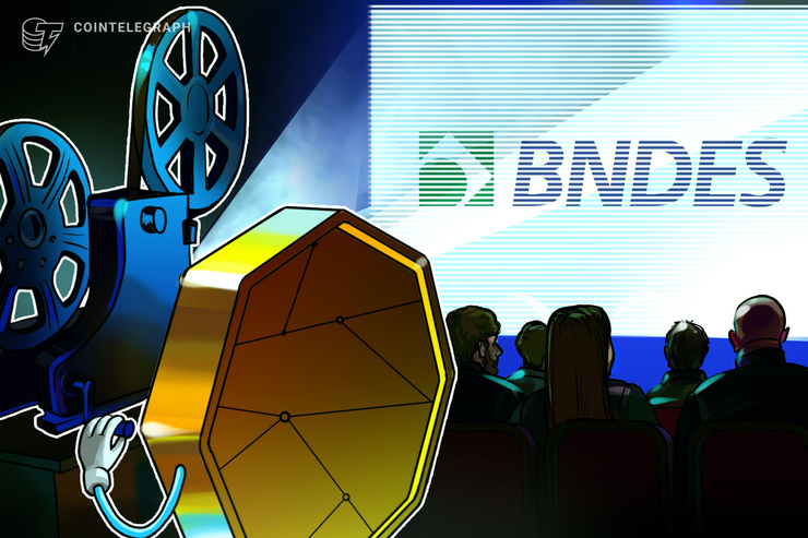 Banco estatal de Brasil financia documental a través de su propio token basado en Ethereum