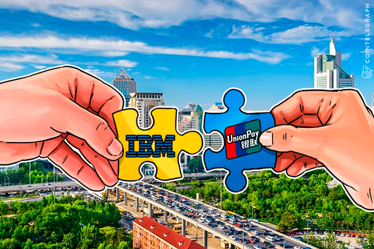 IBM Invests $200 Million in IoT Blockchain, Partners With UnionPay
