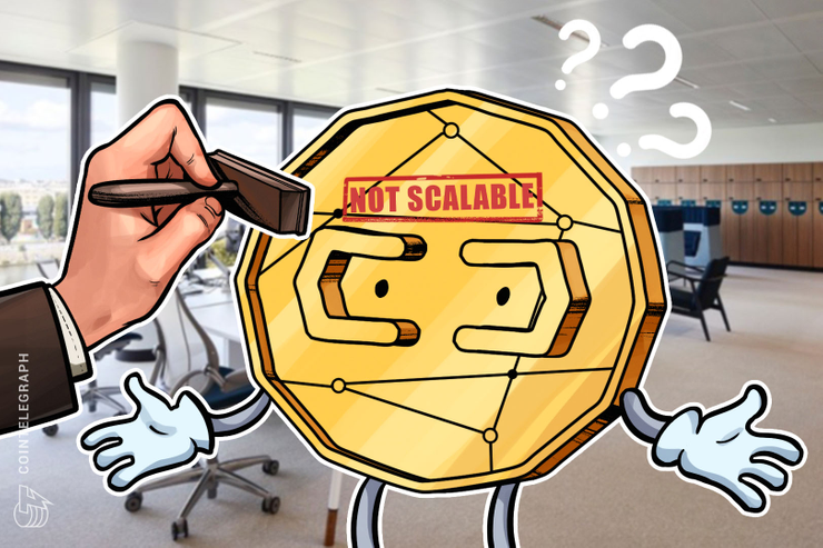 Crypto Not Scalable Enough to Be Money, Says Bank of International Settlements