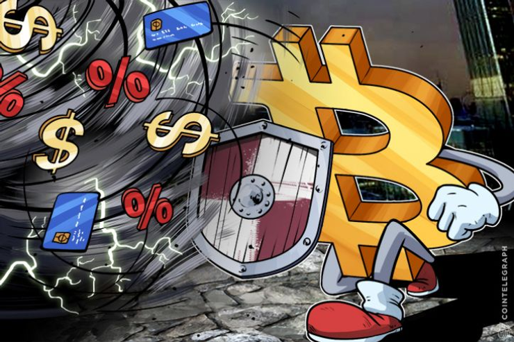 Bitcoin Loses 13.7 Percent in 24 Hours, Monero Leaves Top 10