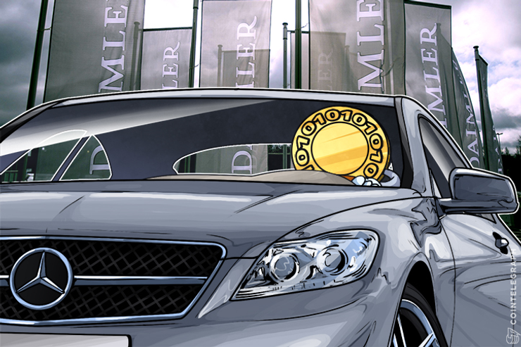 Auto Giant Behind Mercedes-Benz Launches Crypto Coin To Reward Eco-Friendly Driving