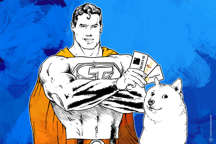 Block.io, SoChain and Dogechain.info join the Cointelegraph Media Group