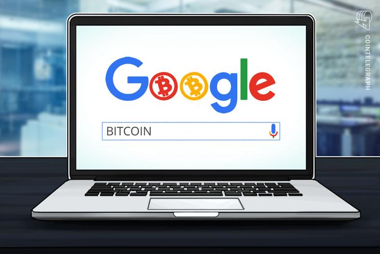 Pesquisas no Google por Bitcoin disparam após preço do BTC atingir baixa de seis meses