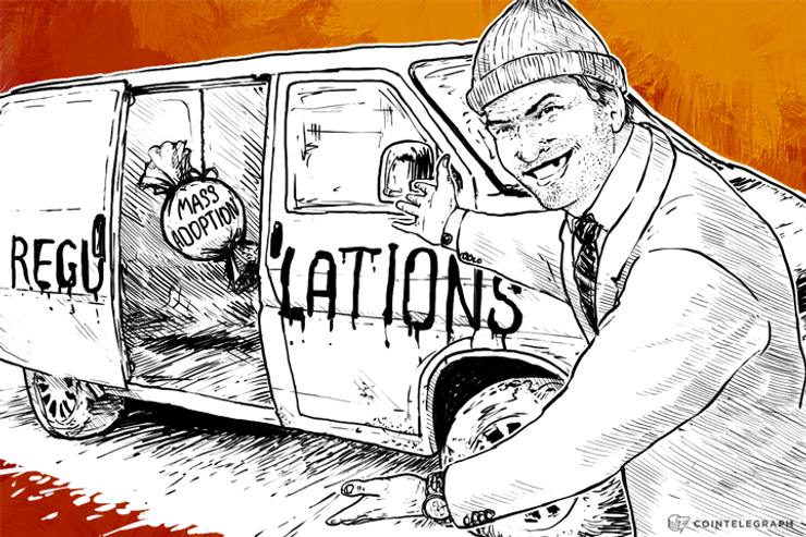 JP Morgan, Bankers: Bitcoin Can Only Compete if it 'Conforms to Regulations'