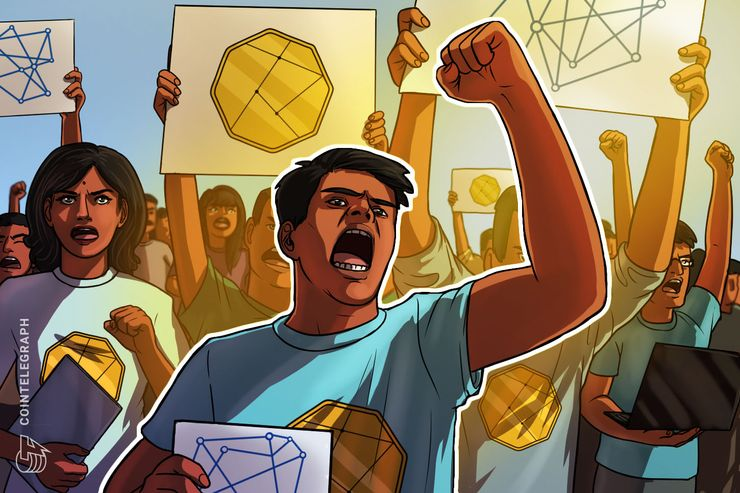 Indian Street Protests for Cryptocurrency - Cointelegraph Indian Street Protests for Cryptocurrency - 웹