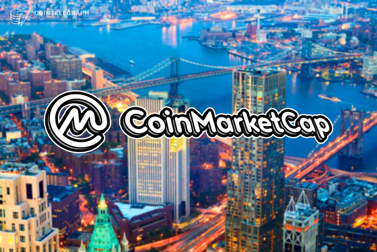 CoinMarketCap Announces Its First-ever Large Scale Conference
