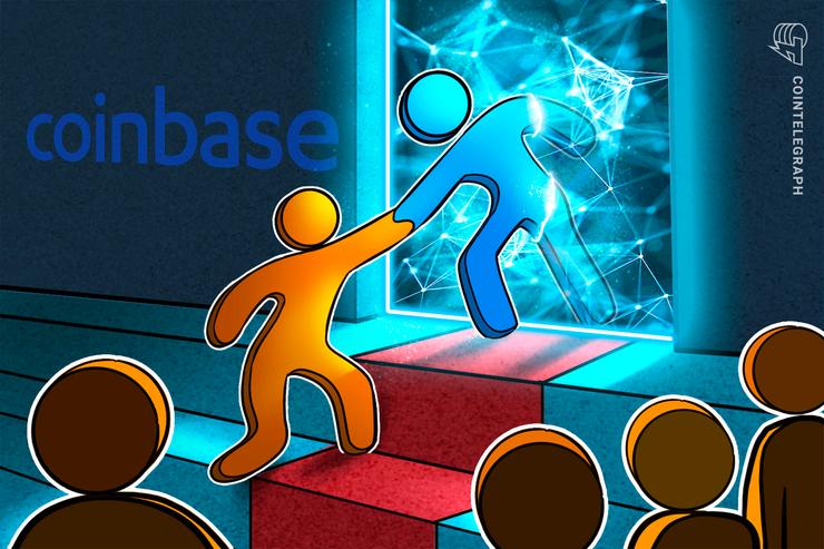 Coinbase vai lançar suporte para Telegram e 16 outros ativos digitais