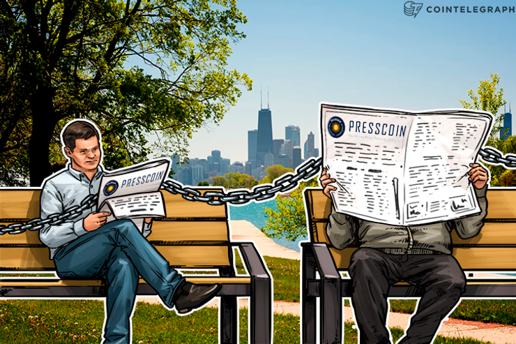 Disruptive $100 Bln Crypto Ecosystem For Global News, Using Blockchain to Compete With Titans
