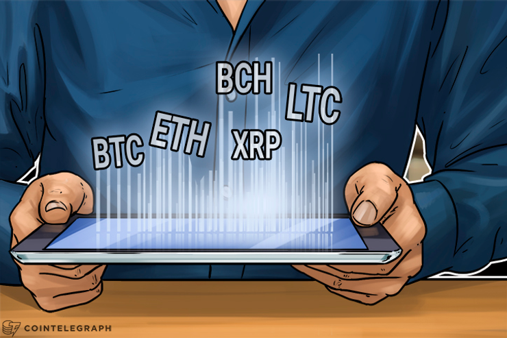 Bitcoin, Ethereum, Bitcoin Cash, Ripple, Litecoin: Price Analysis, September 13