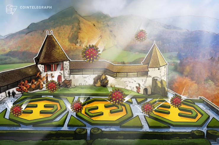 Suiza le niega a  Crypto Valley $103 millones de dólares de ayuda por el COVID-19