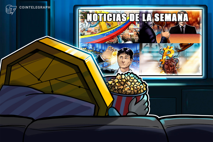 Top Criptonoticias de la semana: Comercio récord de BTC en Venezuela, mineros ganan 14K millones, el precio de Bitcoin y mucho más