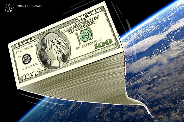 Bitcoin Doesn't Care as US Debt Reaches an Unfathomable $24 Trillion