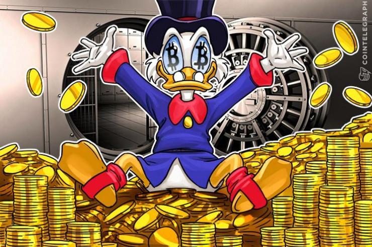 Cena bitkoina: Stabilnost, novo doba