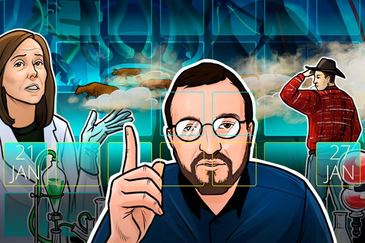 Hodler's Digest, Jan. 21–27: Top Stories, Price Movements, Quotes and FUD of the Week thumbnail