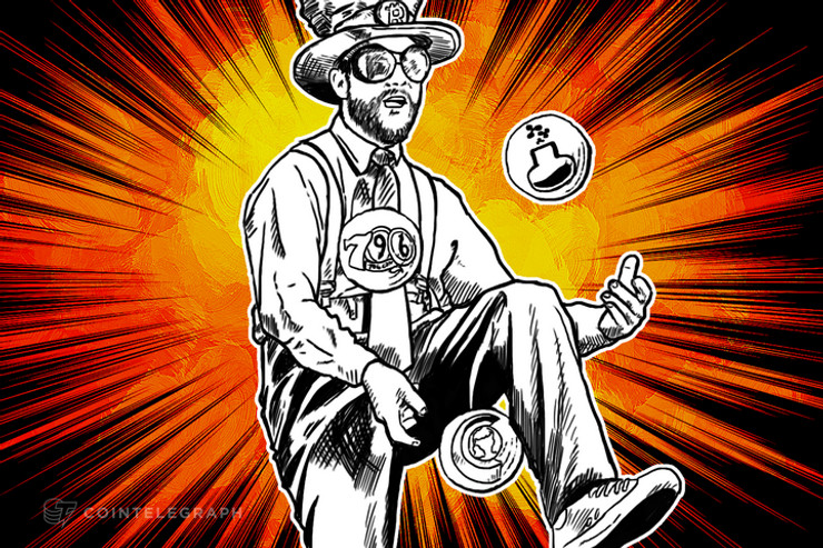 MadBitcoins does Cointelegraph News: Week 3