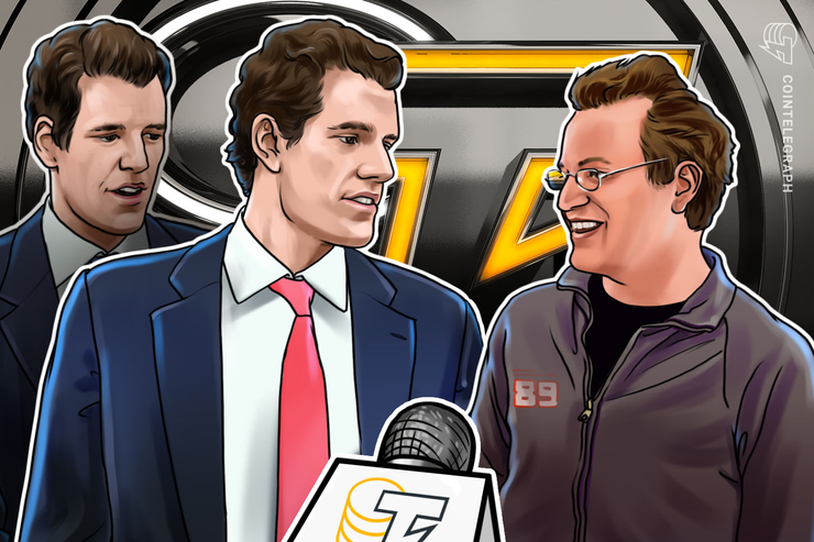 How Tyler Winklevoss Converted His Biographer Into a Bitcoin