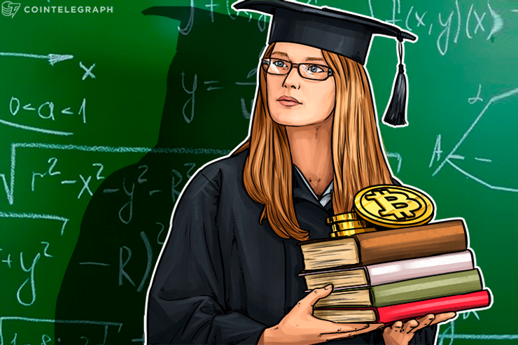Bitcoin Bursary in Bulgarian University