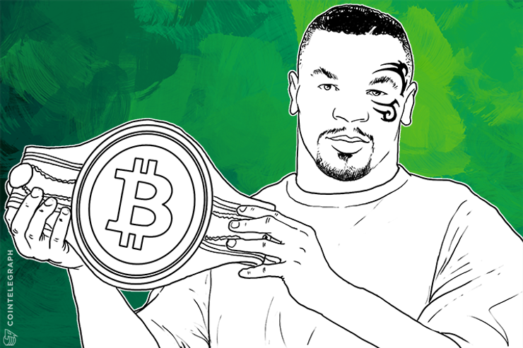Mike Tyson Partners with Bitcoin Direct LLC