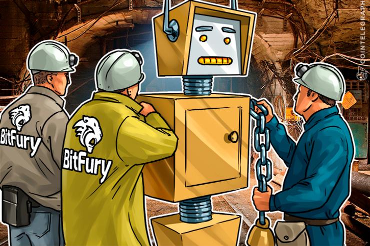 Bitfury, a Gigante da Mineração de Bitcoin, Lança Blockchain de Classe Empresarial