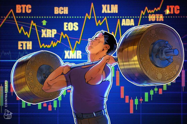 Análisis de precios al 3 de octubre: Bitcoin, Ethereum, Ripple, Bitcoin Cash, EOS, Stellar, Litecoin, Cardano, Monero, IOTA
