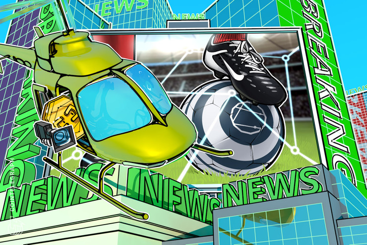 Nike Files Trademark Application in the US for 'Cryptokicks'