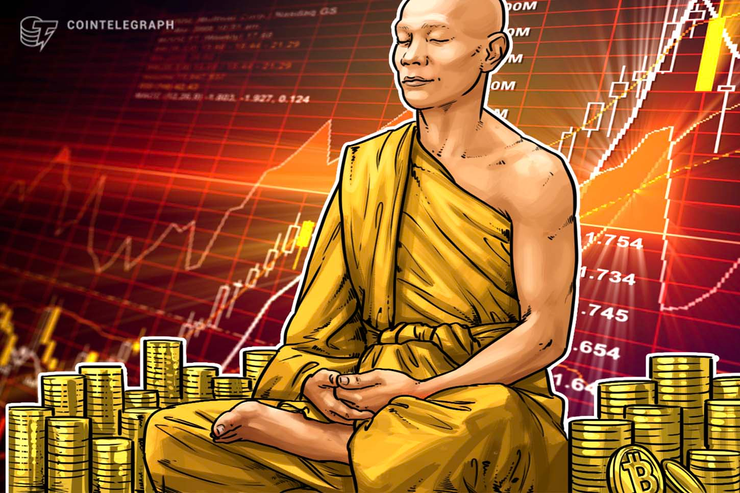 Crypto Markets See Monthly Lows, BTC Trading Around $7,000