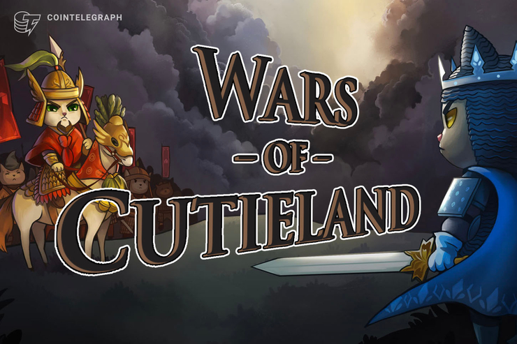 Wars of Cutieland: Deciding the Fate of the Blockchain World – The Biggest Presale Announcement Yet