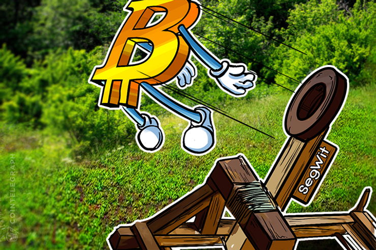 SegWit2x Deployment: 'Excited Traders' Drive Bitcoin Price Up