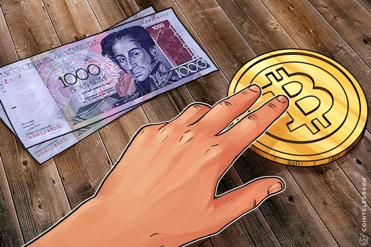 Venezuelans Are Buying Bitcoin to Purchase Basic Goods, Treat Cancer