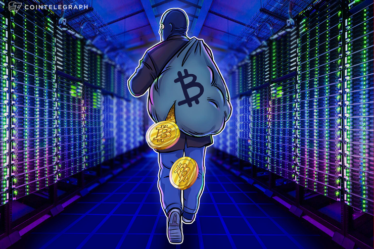 Vexed Tech Entrepreneur Turns Bitcoin Hacker, Steals €1M+ from Ex-Colleagues