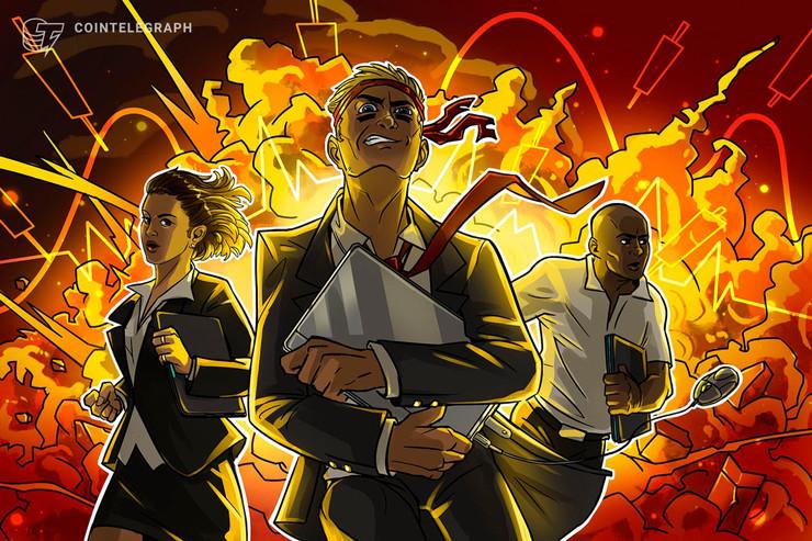 仮想通貨ビットコイン急落、このまま一気に下降も?|バイナンスの「中国閉鎖」の噂が引き金か【仮想通貨相場】