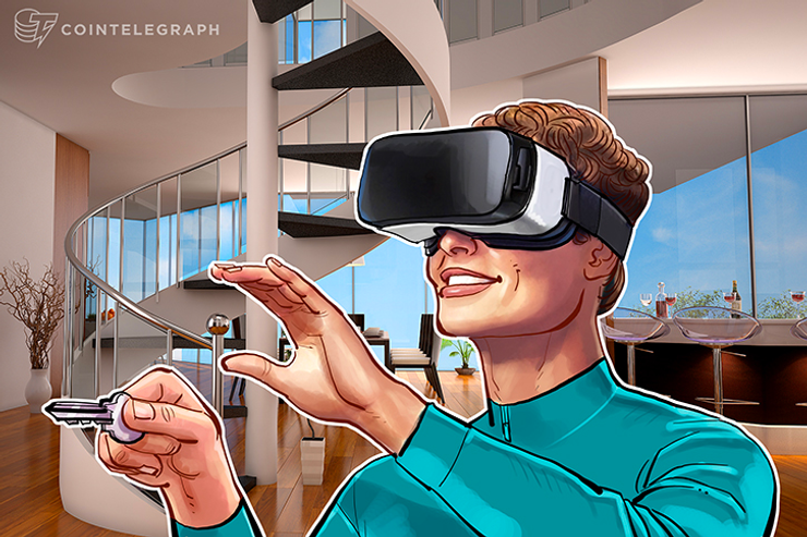 Through your VR glasses: A Startup Sets Up A Virtual Apartments Contest
