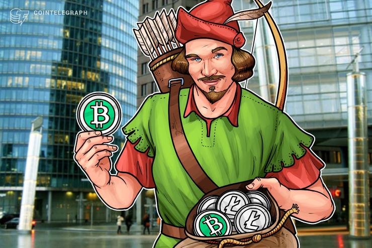 Criptoplataforma de cero tarifas de Robinhood agrega soporte para Litecoin, Bitcoin Cash