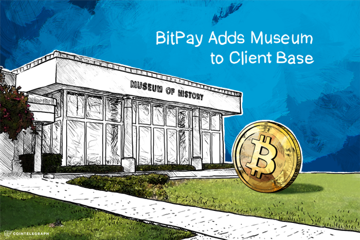 BitPay Adds Museum to Client Base
