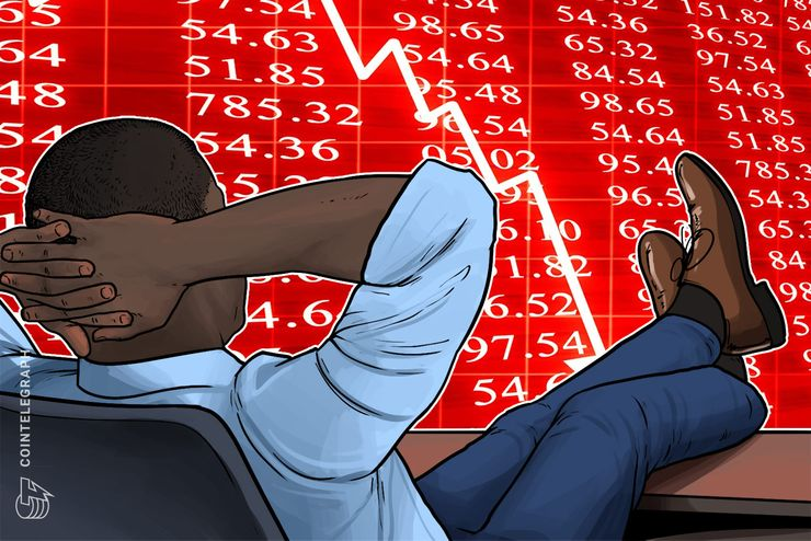 Bitcoin Falls Towards $3,550 as Top Cryptos See Moderate to Major Losses