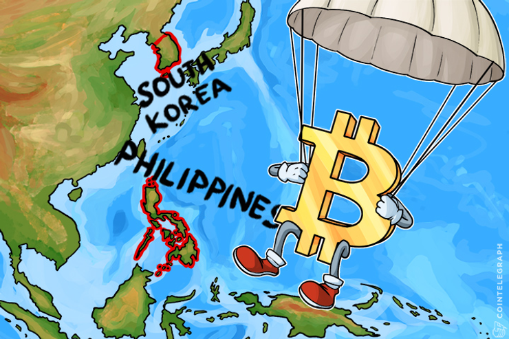 Bitcoin Powers 20 Percent of Remittances From Korea to Philippines
