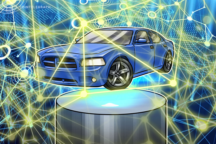 Automobil-Riesen treten neuer Blockchain-Gruppe bei