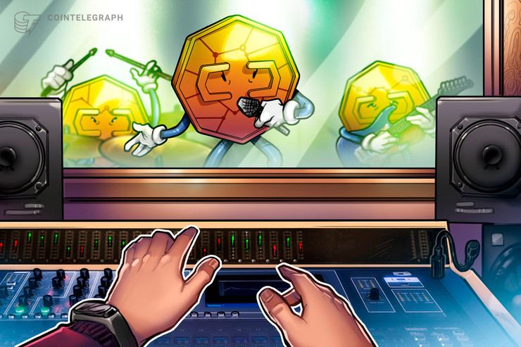Startup to Launch Blockchain-Based Investment Platform for Music Royalties