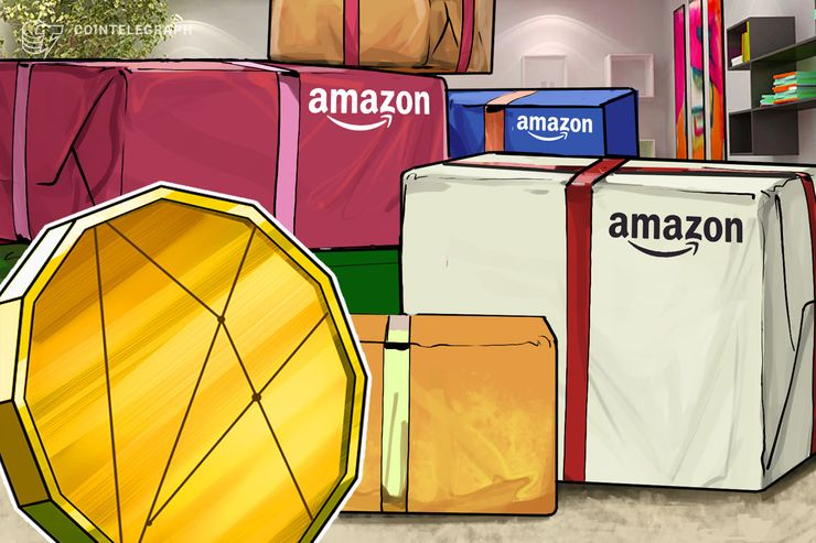 Encuesta sobre la comodidad de los clientes con productos de la marca Amazon incluye cripto