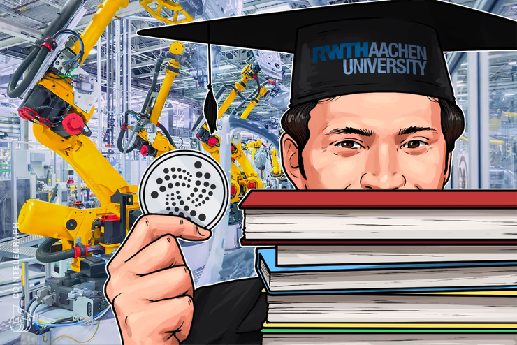 RWTH Aachen University To Explore IOTA For Industrial Use Cases