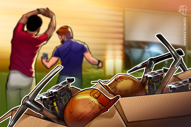 Riot's Stock Dips 5% as It Focuses on Bitcoin Mining Ahead of Halving