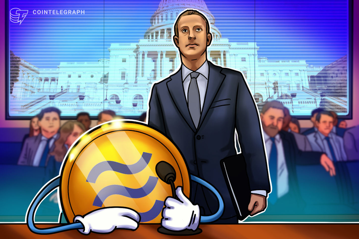 Zuckerberg's Charm Offensive on Behalf of Libra With US Lawmakers